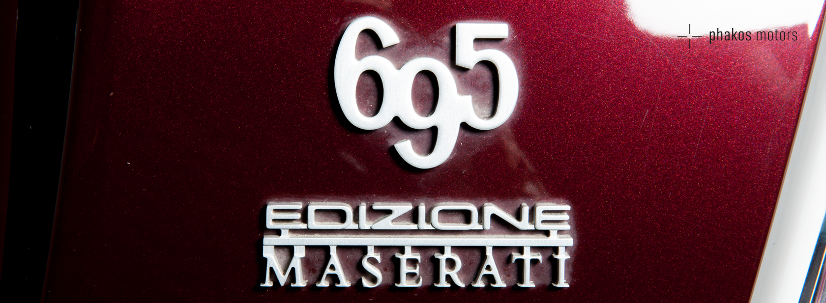 FIAT 500 ABARTH 695 (MASERATI)