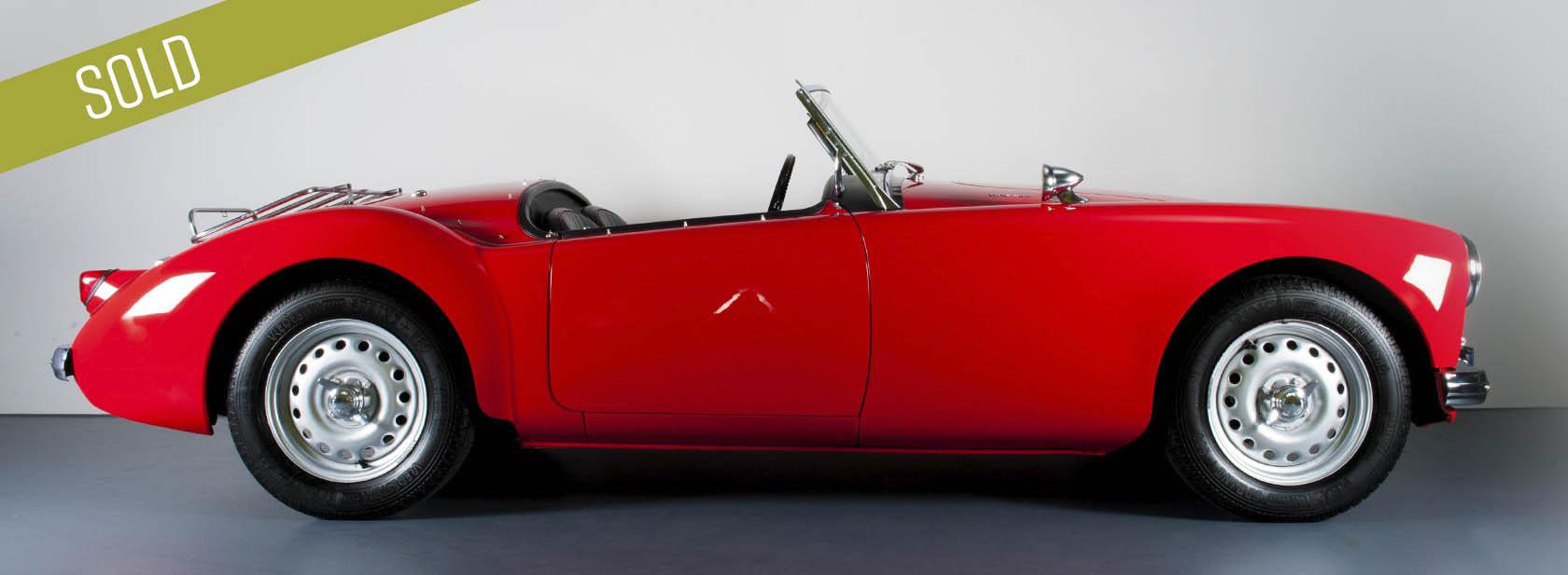 MG MGA 1600 SPECIAL