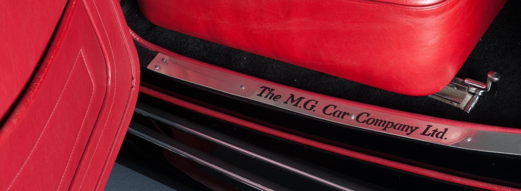MG MODEL TC
